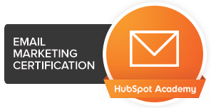 HubSpot Email Certified - Digital 1