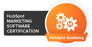 HubSpot Marketing Software Certified - Digital 1