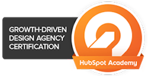 HubSpot Growth-Driven Design Agency Certified - Digital 1